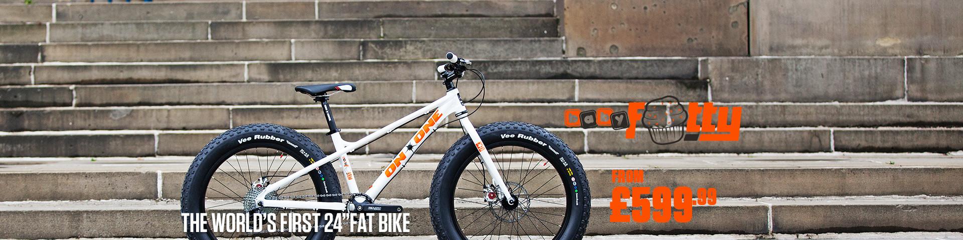 On-One 'Baby Fatty' Fat Bike