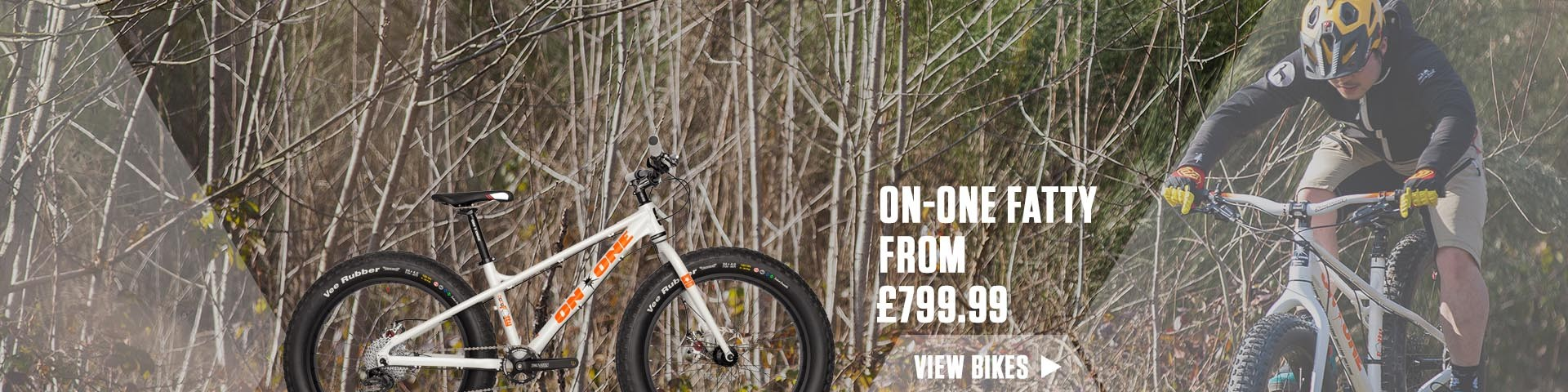 Fat Bikes from 799.99