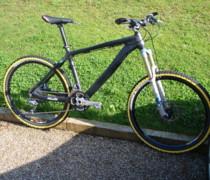Mr Pepperami bike photo