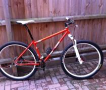 Sue (it's Replaced The Last Bike (Bianchi Rita) So Kind bike photo