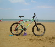 Minty bike photo