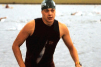 First Ironman distance triathlon in the UK