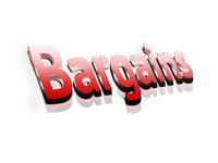 New Bargains Section