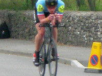 British National TT Champs Race Report
