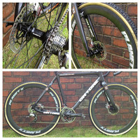 Our new cross-wheels, cross-tested by Cross-Junkie