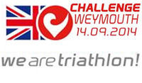 Dean Kirkham at Challenge Weymouth!