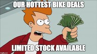 Hottest Bikes Right Now