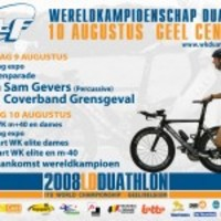 World Championship Duathlon long distance poster
