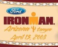 5th and 6th at Ironman Arizona!