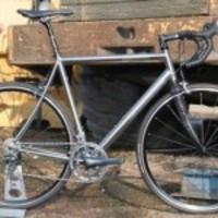 Planet X Sportive Ti - Takes on the cobbles