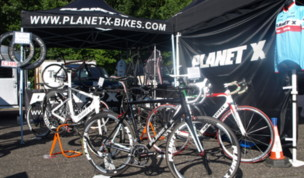 Sunshine bikes and bargains at Bike Radar