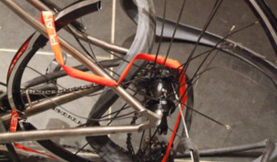Bike Tragedy: How not to destroy a titanium Planet X