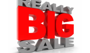 Really Big 622 Sale - Grab a bargain and live longer