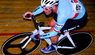 Masters Track Action from European Championships