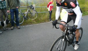 PX bikes spotted at 80th Monsal Hill Climb