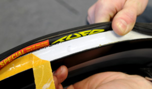 Why tubular tyres are better than clinchers