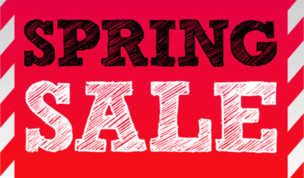 Spring Sale Offers