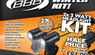 Daily Deal - Half Price BBB Kit!