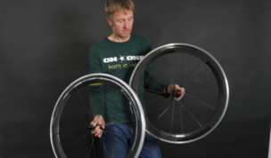 Aero carbon clinchers - More info on our new wheels
