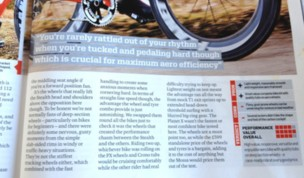 Planet X Stealth Triumphs in Triathlon Plus Magazine