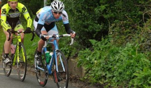Jake Scott steps up to Juniors at Tour Of The Mendips