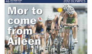 Irish Times interview Planet X triathlete Aileen