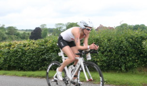 Susie Hignett takes on 70.3UK