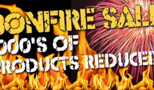 Bonfire Sale