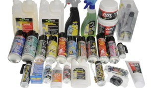 New Lube and Tyre Fix range