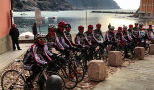 Burrow Heads up Granfondo Team VVF