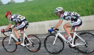 Stop Press :: Lombardo takes Giro Stage 1