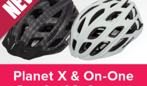NEW Planet X & On-One Helmets