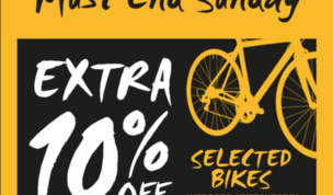4 Day Bike Sale