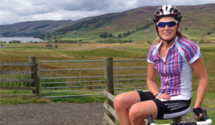 Riding a new 100 mile road route with Fiona Russell