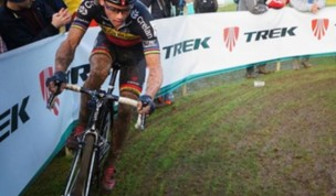 Milton Keynes UCI Cyclocross World Cup 2014