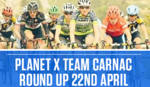Planet X Team Carnac Ladies Round Up 22nd April
