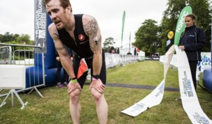 Karl Alexander 2nd at Hever Castle Ironman