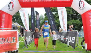 Rubicon Middle Distance Triathlon Race Report