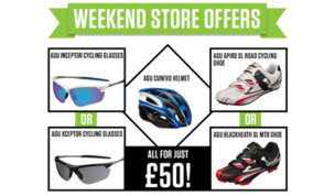 Weekend Deals at our Showrooms