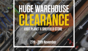 Planet X Warehouse Clearance Spectacular