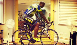 Ride With Viv Anderson For Men United