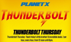 Today Is Thuunderbolt Thursday