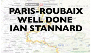Well done Ian Stannard - from Planet X to Paris-Roubaix