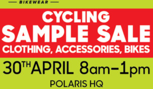 Bargain bikes at Polaris & Planet X Sample Sale