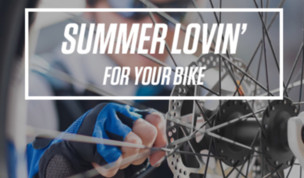 How to give some Summer Lovin' to your bikes