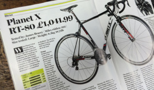 Bike test: The RT-80 impresses Cycling Weekly magazine