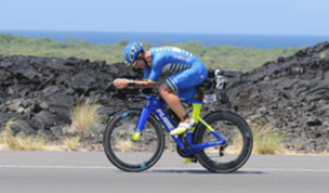Paul Ransome Hits Kona