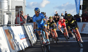Remy Di Gregorio wins the 2nd stage of Provence