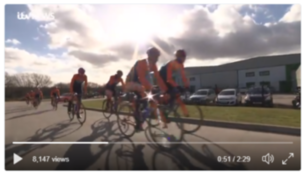 Watch Team Holdsworth on ITV News this week