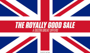 The ROYALLY GOOD SALE - A dozen great offers